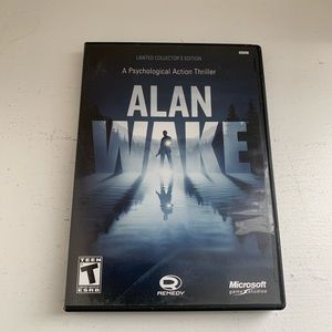 Other - Alan Wake Limited Collectors Edition
